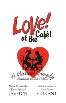LOVE! AT THE CAFE!