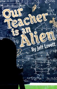 OUR TEACHER IS AN ALIEN