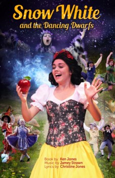 SNOW WHITE AND THE DANCING DWARFS