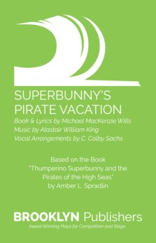 SUPERBUNNY'S PIRATE VACATION
