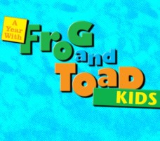YEAR WITH FROG AND TOAD KIDS