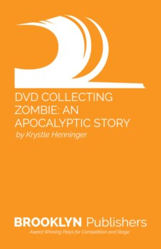 DVD COLLECTING ZOMBIE: AN APOCALYPTIC STORY