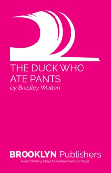 DUCK WHO ATE PANTS