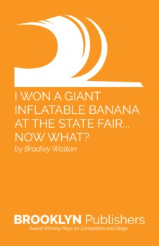 I WON A GIANT INFLATABLE BANANA AT THE STATE FAIR...NOW WHAT?