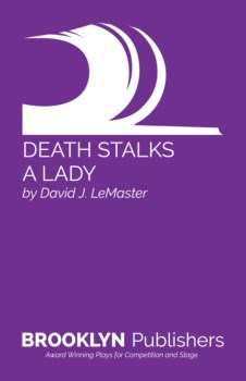 DEATH STALKS A LADY