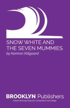 SNOW WHITE AND THE SEVEN MUMMIES