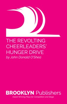 REVOLTING CHEERLEADERS' HUNGER DRIVE