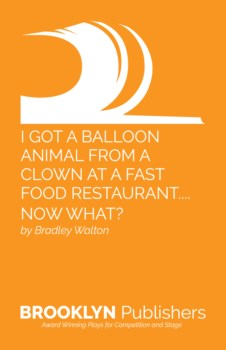 I GOT A BALLOON ANIMAL FROM A CLOWN AT A FAST FOOD RESTAURANT...NOW WHAT?