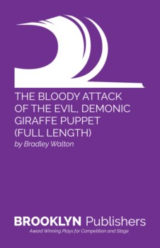 BLOODY ATTACK OF THE EVIL, DEMONIC GIRAFFE PUPPET - FULL LENGTH VERSION